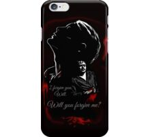 Will you forgive me? - Hannibal, Mizumono iPhone Case/Skin