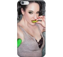 Suck a lime fight lyme 2 - Self Portrait iPhone Case/Skin
