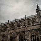 Winter Series Winchester Cathedral by Citizen