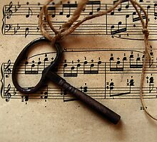 Keep to the key, keep in tune by SparrowSalvage