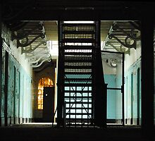 Armagh Gaol Interior 1 by ragman