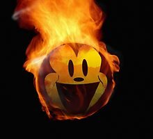 Flame Face by Maestro Hazer