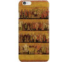 Russian icon: Saints iPhone Case/Skin