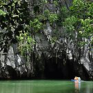 Underground River by metronomad