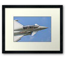 RAF Typhoon Crew Framed Print
