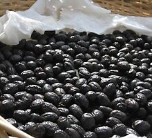 Olives fr the olive tree by Marichelle