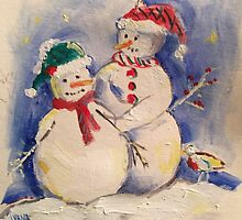 Ready for Christmas  by Ivana Pinaffo