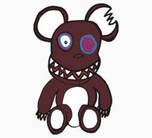 Wild Monkey Tee by edzemo