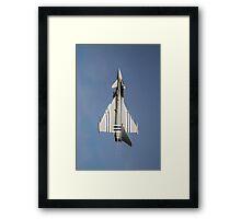 RAF Typhoon Display Framed Print