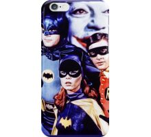 Caped Crusaders iPhone Case/Skin