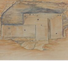 CLIFF DWELLING by lulabell83