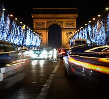 Arc de Triomphe by Scott Bosworth