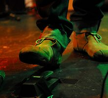 John Cale's Feet by GrifGrif