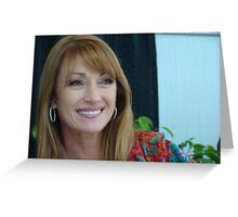 Lovely Lady 20 - Jane Seymour Greeting Card
