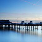Cromer Pier by Carl Osbourn