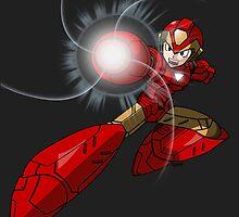 IronX by Kennychimaru