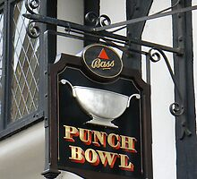 A Pubic House Sign on York's Stonegate  (I) by AARDVARK