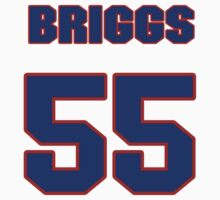 National football player Lance Briggs jersey 55 by imsport