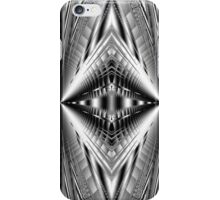 Silvery shining Diamond abstract iPhone Case/Skin