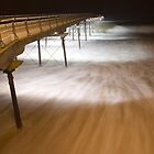 Saltburn Pier by Stuart Brown