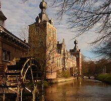 Arenberg Castle by theBFG
