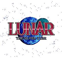 Lunar The Silver Star (Sega CD) Title Screen Photographic Print