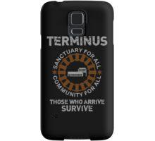 Terminus Samsung Galaxy Case/Skin