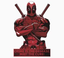 Deadpool - meet the cure Kids Clothes