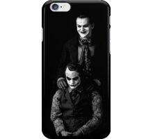 The Jokers Black iPhone Case/Skin