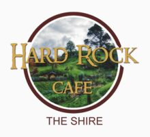 Hard Rock The Shire (Lord of the Rings) by Leocats