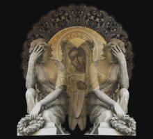 Virgin Mary by Jazyy