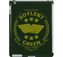 Soylent Green iPad Case/Skin