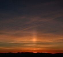 One Last Ray Of Light by BluAlien