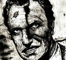 Vincent Price by alyciaplankart