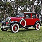 Red and Black Buick  by Ferenghi