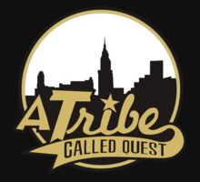 A Tribe Called Quest by pinkertoon-arts