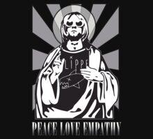 PEACE LOVE EMPATHY Kids Clothes