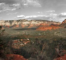 Sedona Vista (WIDE) by Dan Jesperson