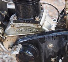 Triumph MC 1927 N De Luex by Tom McDonnell