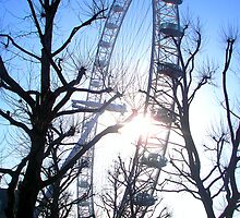 London Eye 12/02/2008 by Melissa Contreras