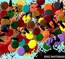 (YANKS) ERIC WHITEMAN ART  by eric  whiteman