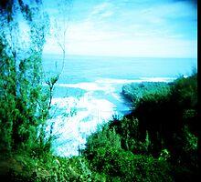 Na Pali Coastline by Jacksonholga