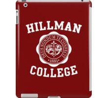 Hillman College iPad Case/Skin