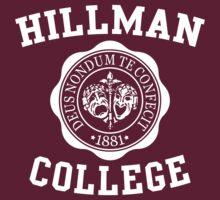 Hillman College T-Shirt