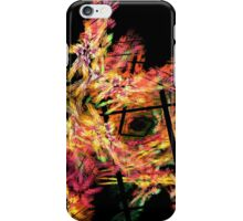 Apophysis Fractal 1 iPhone Case/Skin