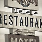 Restaurant Stop by Sam Frysteen