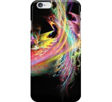 Apophysis Fractal 5 iPhone Case/Skin