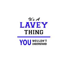 It's a LAVEY thing, you wouldn't understand !! by thenamer