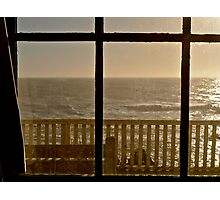Pacific From Pigeon Point Lighthouse Photographic Print
