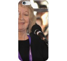 Janette Turner Hospital @ Sydney Writers Festival 2014 iPhone Case/Skin